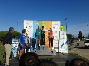 podium Lisboa