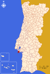 Map Sesimbra